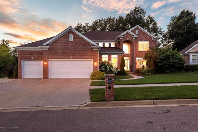 4229 Rain Forest Circle, Meridian Charter Twp, MI 48864 (#630000240089) :: The Mulvihill Group