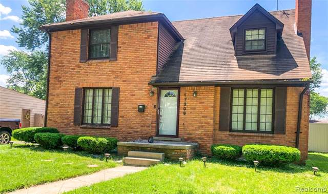 17309 Melrose Street, Southfield, MI 48075 (MLS #219086627) :: The Toth Team