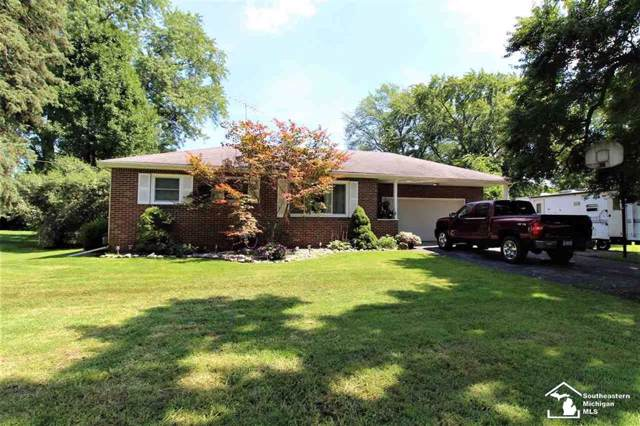 9020 Lawrence Drive, Bedford Twp, MI 48182 (MLS #57031391859) :: The Toth Team