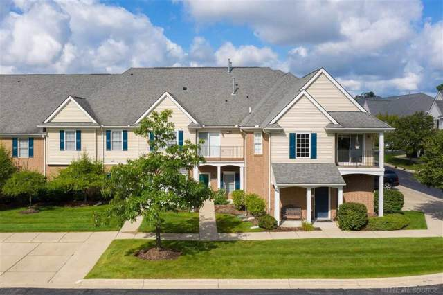 729 Amberly Dr #B, Waterford, MI 48328 (#58031391857) :: The Mulvihill Group