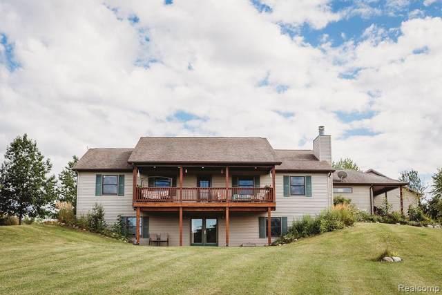 4732 Willis Road, North Branch Twp, MI 48461 (#219086673) :: The Buckley Jolley Real Estate Team