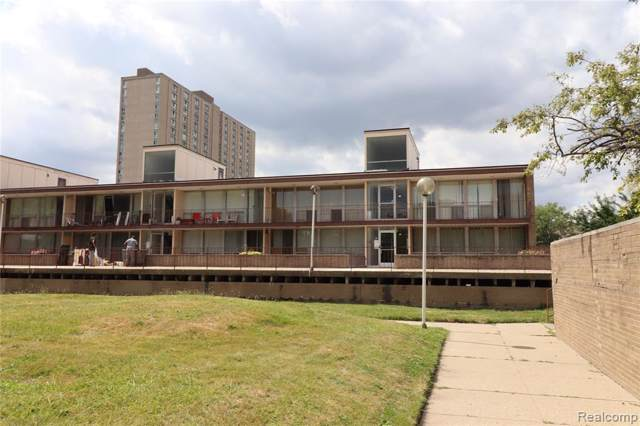 1977 Orleans Street, Detroit, MI 48207 (MLS #219086738) :: The Toth Team