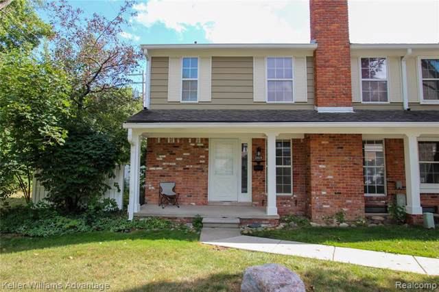 20928 E Glen Haven Circle, Novi, MI 48167 (#219086768) :: RE/MAX Classic