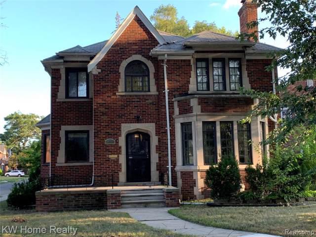 20096 Shrewsbury Road, Detroit, MI 48221 (#219086770) :: Keller Williams West Bloomfield