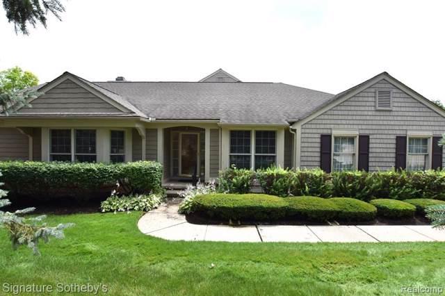 877 Tartan Trail, Bloomfield Twp, MI 48304 (#219086786) :: The Alex Nugent Team | Real Estate One