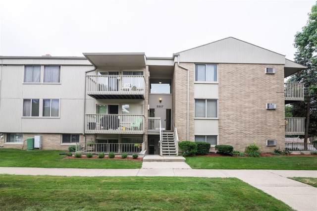 2317 Packard Street B103, Ann Arbor, MI 48104 (#543268296) :: Team Sanford