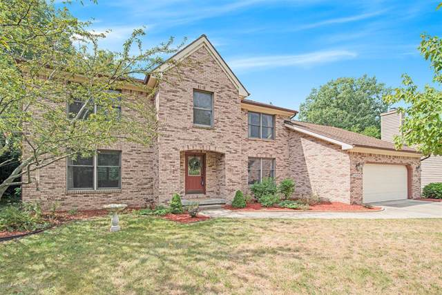 4341 Heartwood Road, Meridian Charter Twp, MI 48864 (#630000240106) :: The Mulvihill Group