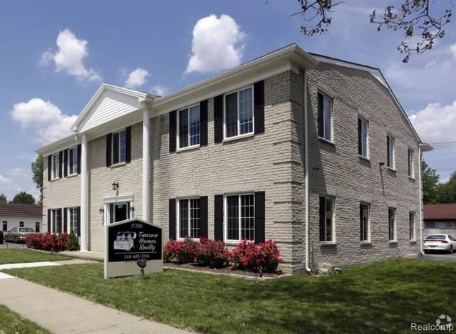 17350 W 10 MILE Road, Southfield, MI 48075 (#219086833) :: The Buckley Jolley Real Estate Team
