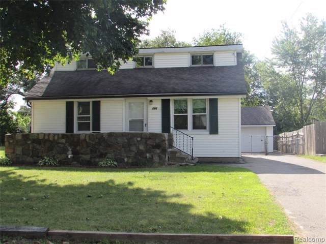 796 Olive Street, Oxford Twp, MI 48371 (#219086868) :: The Buckley Jolley Real Estate Team