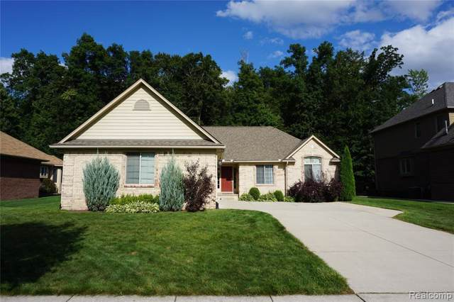 55866 Estates Lane, Macomb Twp, MI 48042 (#219086895) :: Team Sanford