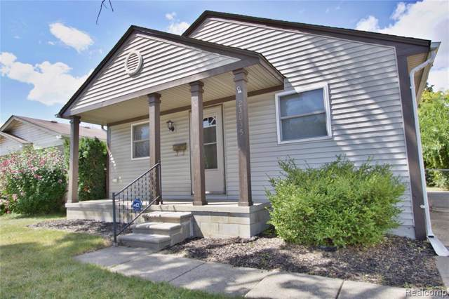 23035 Rein Avenue, Eastpointe, MI 48021 (#219086929) :: RE/MAX Classic