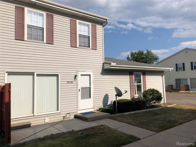 28382 Raleigh Crescent Drive #21, Chesterfield Twp, MI 48051 (MLS #219086966) :: The Toth Team