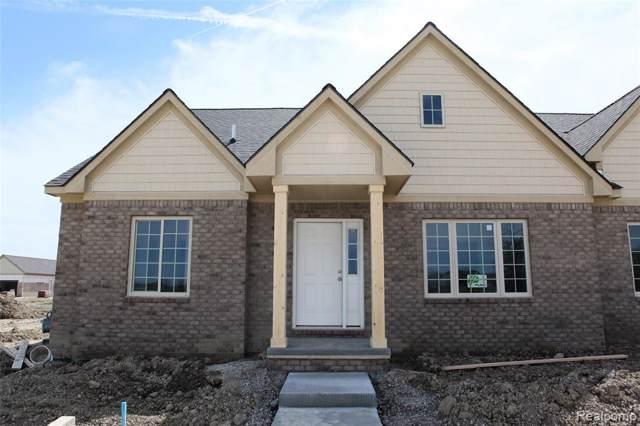 23939 Romero Unit 51 #51, Flat Rock, MI 48134 (#219086997) :: The Buckley Jolley Real Estate Team