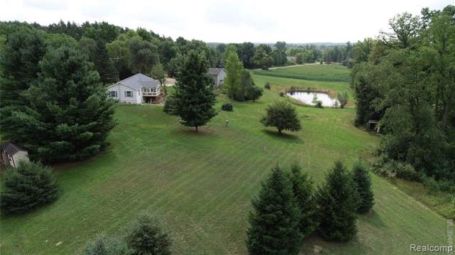 2152 Five Lakes Road, Lapeer Twp, MI 48455 (#219087014) :: The Alex Nugent Team | Real Estate One