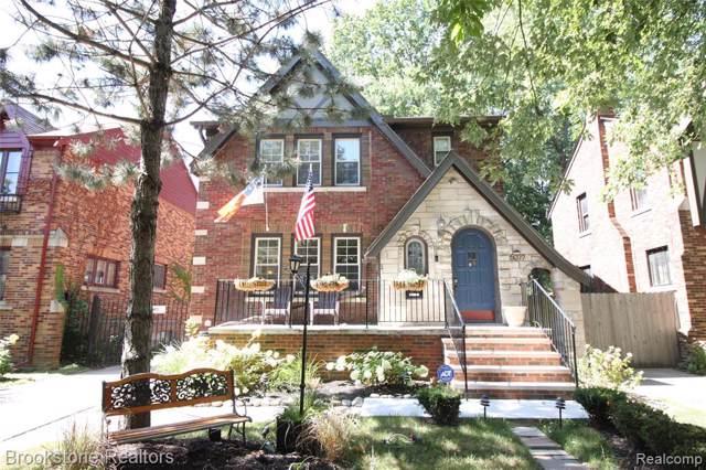 5077 Kensington Avenue, Detroit, MI 48224 (#219087073) :: GK Real Estate Team