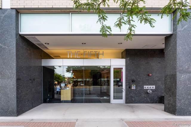 432 S Washington Avenue #803, Royal Oak, MI 48067 (#219087127) :: The Alex Nugent Team | Real Estate One