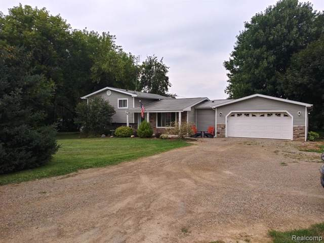2525 Gravel Creek Road, Deerfield Twp, MI 48461 (#219087136) :: KNE Realty 360