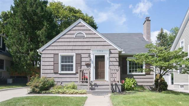 1306 Belmar Place, Ann Arbor, MI 48103 (MLS #543268313) :: The Toth Team