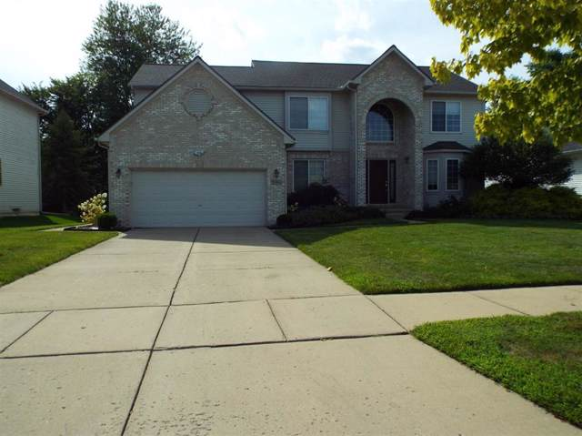5984 Cedar Ridge Drive, Scio Twp, MI 48103 (MLS #543268314) :: The Toth Team