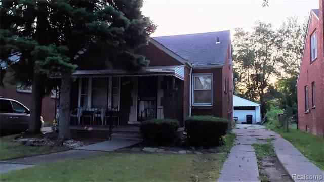 19320 Hickory Street, Detroit, MI 48205 (MLS #219087189) :: The Toth Team