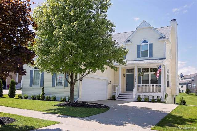 1190 Portsmouth Drive, Marion Twp, MI 48843 (#219087190) :: KNE Realty 360