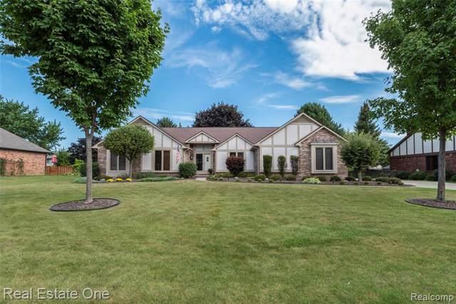 37768 Bradley Drive, Farmington Hills, MI 48335 (#219087205) :: The Buckley Jolley Real Estate Team