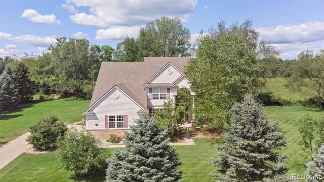6475 Meadow Creek Drive, Dexter Twp, MI 48130 (#219087263) :: The Buckley Jolley Real Estate Team