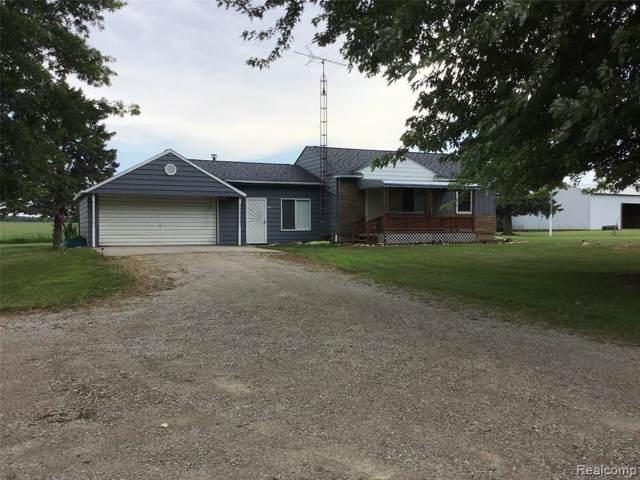 4786 Fish Lake Road, Deerfield Twp, MI 48461 (MLS #219087278) :: The Toth Team