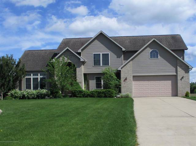 932 Chads Way, Charlotte, MI 48813 (MLS #630000240145) :: The Toth Team