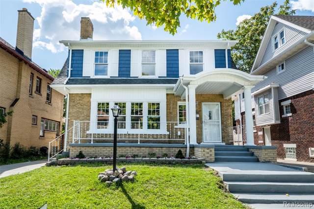 2255 Atkinson Street, Detroit, MI 48206 (#219087316) :: The Alex Nugent Team   Real Estate One