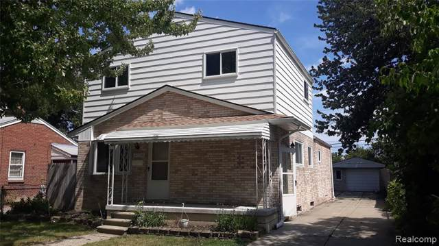 27710 Ursuline Street, Saint Clair Shores, MI 48081 (#219087317) :: The Buckley Jolley Real Estate Team