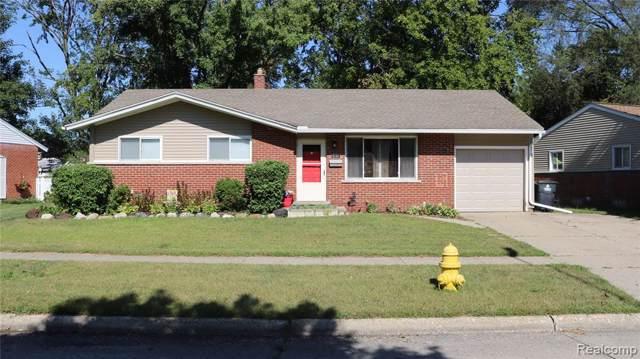 6755 Bison, Westland, MI 48185 (#219087333) :: GK Real Estate Team