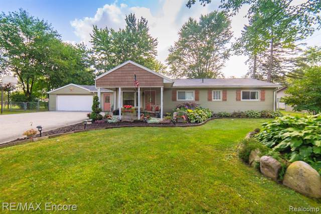 4540 Independence Drive, Independence Twp, MI 48346 (MLS #219087365) :: The Toth Team