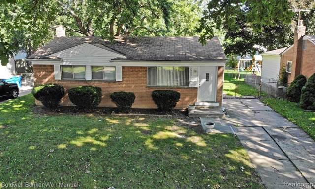 13771 Alger Avenue, Warren, MI 48088 (#219087369) :: The Buckley Jolley Real Estate Team