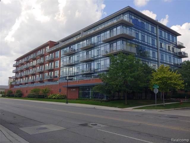 101 Curry Avenue #226, Royal Oak, MI 48067 (#219087375) :: Keller Williams West Bloomfield
