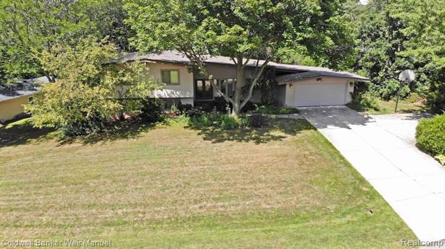 4224 Normanwood, West Bloomfield Twp, MI 48323 (#219087379) :: RE/MAX Nexus