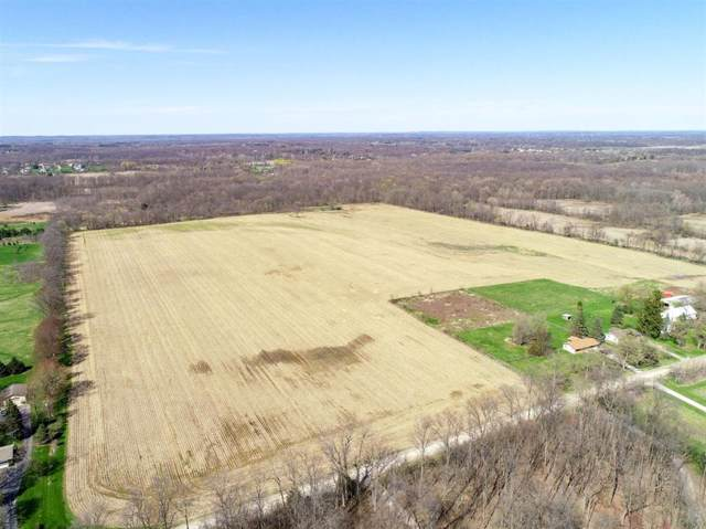 6698 Gregory Road, Webster Twp, MI 48130 (MLS #543268322) :: The John Wentworth Group