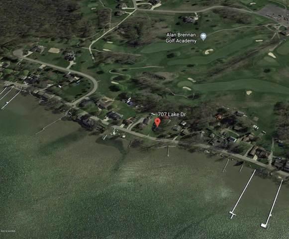707 Lake Dr, OVID TWP, MI 49036 (#62019041239) :: Alan Brown Group