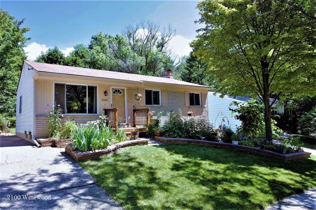2100 Winewood Avenue, Ann Arbor, MI 48103 (MLS #543268325) :: The Toth Team