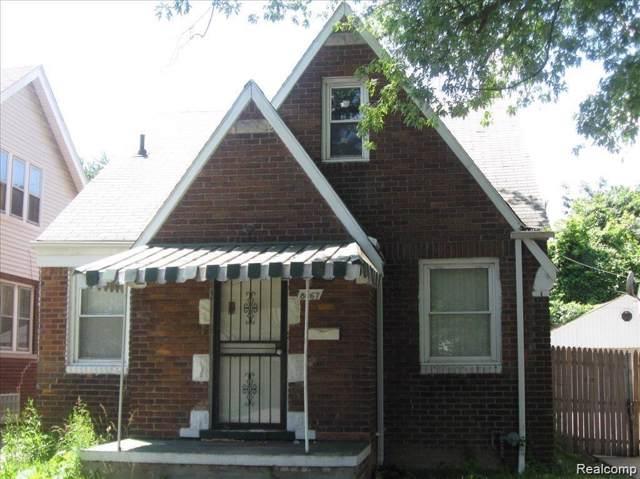 8067 Northlawn Street, Detroit, MI 48204 (#219087468) :: GK Real Estate Team