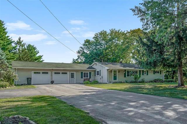 17501 Herman Road, Manchester, MI 48158 (MLS #543268331) :: The Toth Team