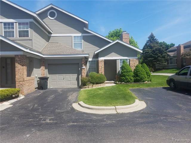 6797 Stonehedge Court #129, West Bloomfield Twp, MI 48322 (#219087487) :: RE/MAX Nexus