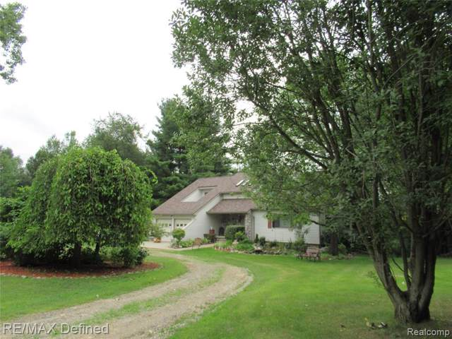 4800 Lake George Valley Drive, Addison Twp, MI 48367 (#219087615) :: The Buckley Jolley Real Estate Team