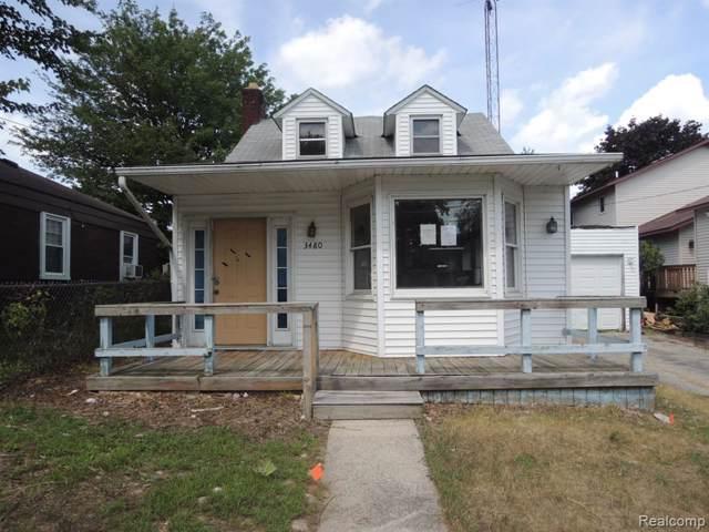 3480 Minnie Drive, Burtchville Twp, MI 48059 (#219087643) :: The Buckley Jolley Real Estate Team