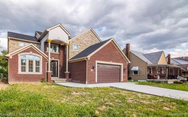7430 Coleman, Dearborn, MI 48126 (#219087717) :: The Buckley Jolley Real Estate Team