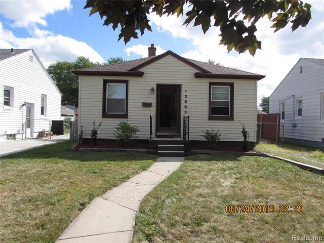 13505 Pearl, Southgate, MI 48195 (#219087783) :: The Buckley Jolley Real Estate Team