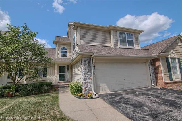1848 Wentworth Court, Canton Twp, MI 48188 (#219087957) :: The Buckley Jolley Real Estate Team