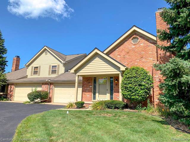 6 Geneva Court, Dearborn, MI 48124 (#219088153) :: Alan Brown Group