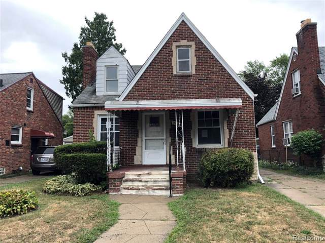 15824 Rutherford Street, Detroit, MI 48227 (#219088160) :: The Buckley Jolley Real Estate Team
