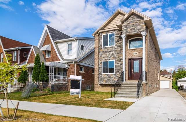 7100 Yinger, Dearborn, MI 48126 (#219088171) :: The Buckley Jolley Real Estate Team